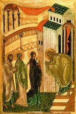 La Sainte Rencontre de Notre Seigneur Dieu et Sauveur Jésus Christ